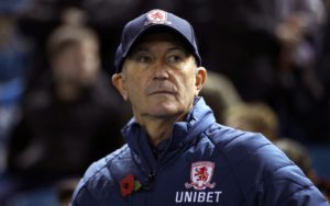 Middlesbrough manager Tony Pulis felt the officials got it wrong when they dismissed Mo Besic during the 1-1 draw at home to Blackburn.