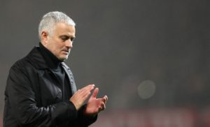 Jose Mourinho was frustrated by the way his squad players blew their chance to impress as they lost 2-1 against Valencia.
