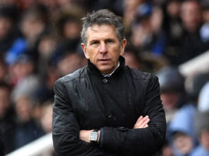 Claude Puel has warned his Leicester side that they must perform for the full 90 minutes in games after the defeat at Crystal Palace.