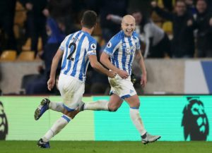 Huddersfield have revealed Aaron Mooy will be out of action until February while Tommy Smith will be missing for a month.