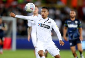 Swansea have confirmed that Martin Olsson will miss the rest of the season due to injury.