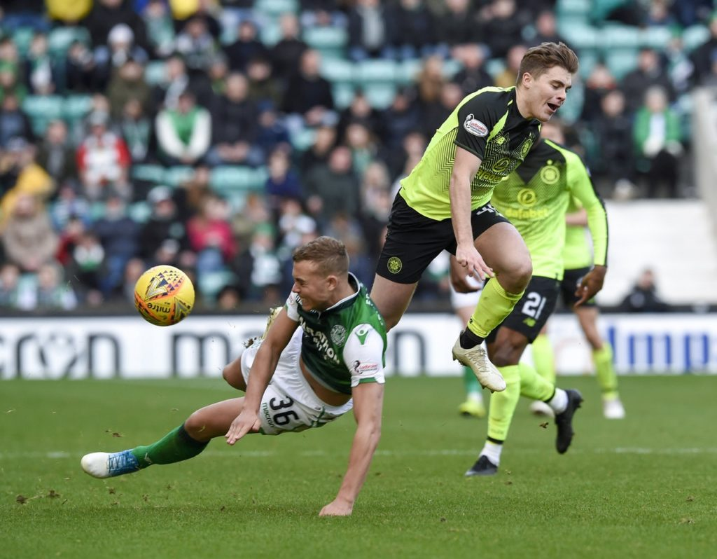 Celtic winger James Forrest admits they will need to show their character after falling off top spot in the Ladbrokes Premiership.