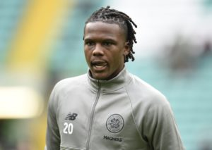 Dedryck Boyata's hamstring injury has ruled him out of Celtic's squad for the clash with Motherwell at Fir Park