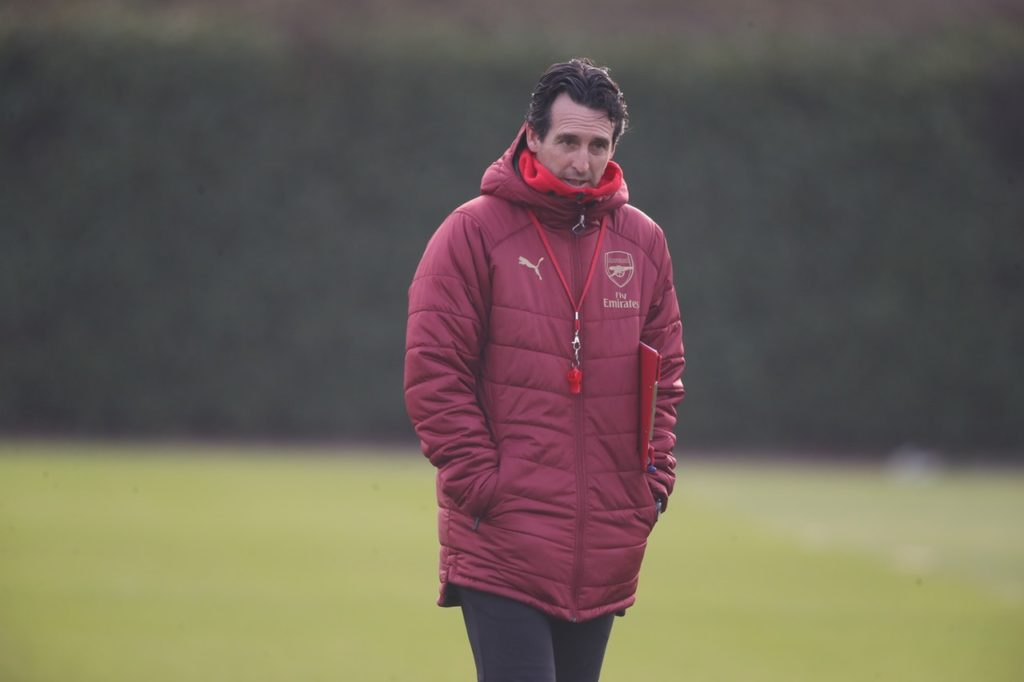 Arsenal boss Unai Emery says the defeat against Southampton was a reality check and hopes they can bounce back tonight.