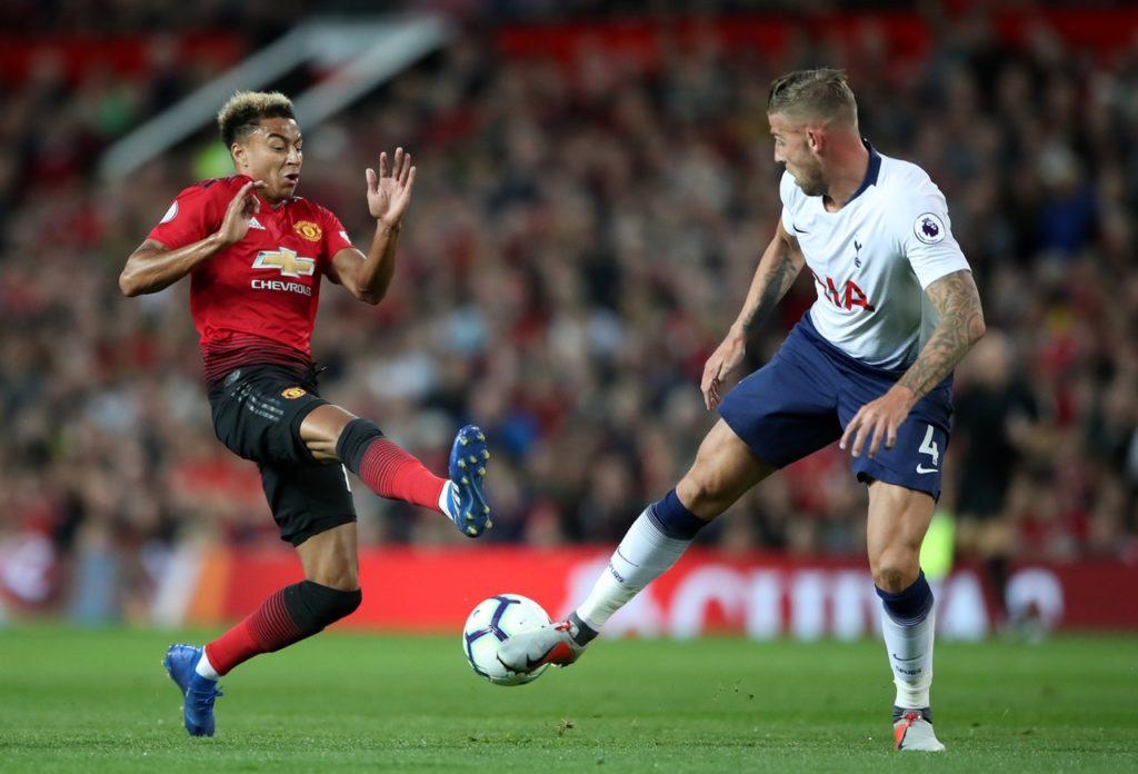 Tottenham's Jan Vertonghen will miss Wednesday's visit of Southampton, with Toby Alderweireld set to come in.