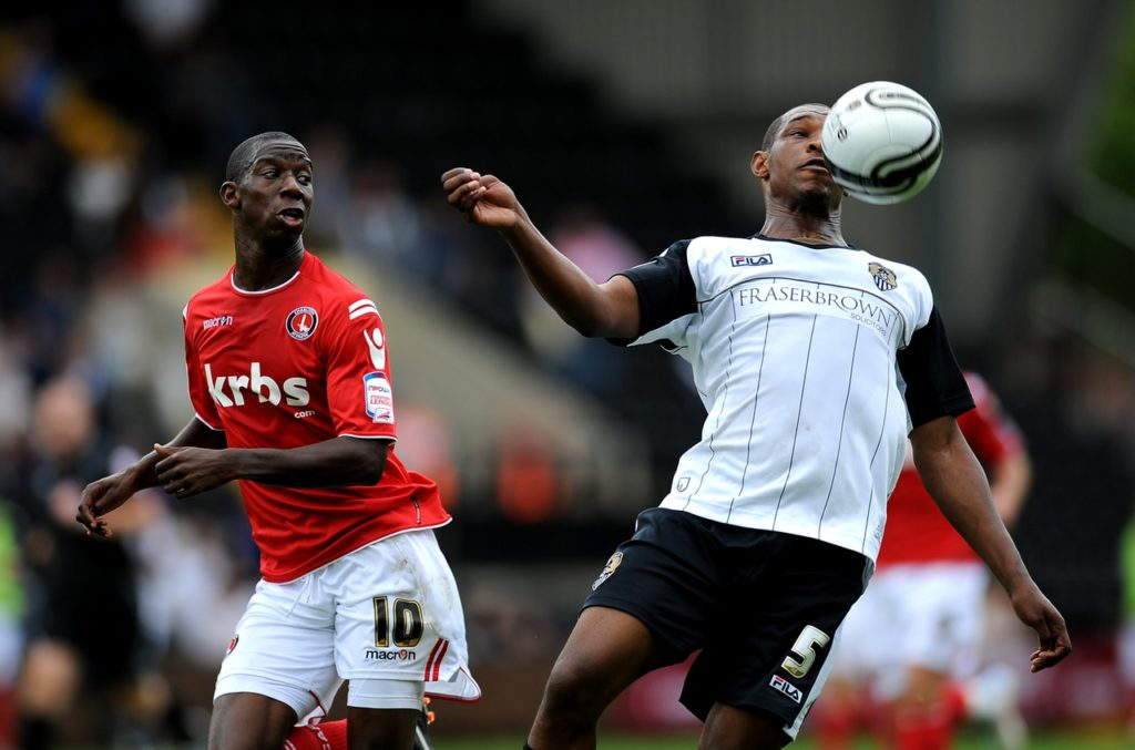 Mansfield will be hoping to have captain Krystian Pearce fit for their local derby against Notts County at the One Call Stadium on Saturday.
