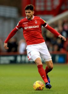 Nottingham Forest will check on the fitness of Tobias Figueiredo ahead of their home clash with Sky Bet Championship leaders Leeds.
