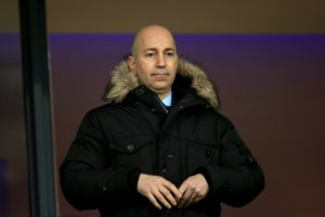 AC Milan chief executive Ivan Gazidis has promised to return the club to winning ways after taking up his new role at the Serie A outfit.