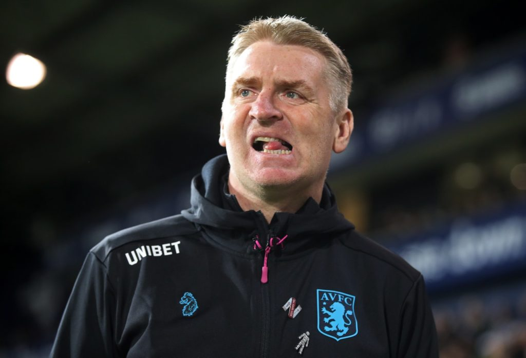 Dean Smith was honest enough to admit that Aston Villa were somewhat fortunate to earn a point in a hard fought 2-2 home draw against a revitalised Stoke side.