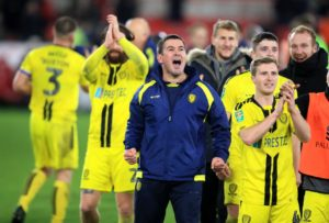 Nigel Clough saw shades of his dad's Nottingham Forest team as League One Burton gatecrashed the Carabao Cup semi-finals.