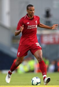 Liverpool defender Joel Matip faces up to six weeks out after suffering a fractured collarbone.