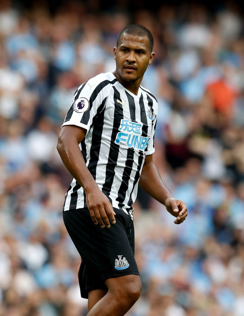 Newcastle loanee Salomon Rondon admits he would love to join the club on a permanent basis.