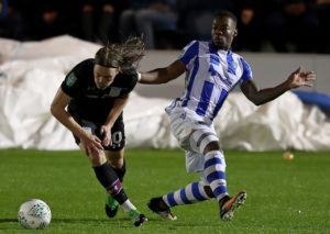 Colchester will check on defender Ryan Jackson ahead of the Sky Bet League Two match against Macclesfield.