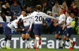 Leicester boss Claude Puel revealed his frustration after watching his side slip to a 2-0 defeat against Tottenham.