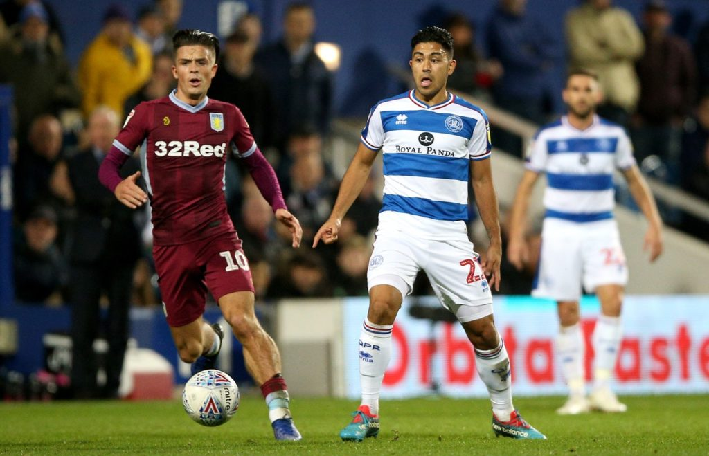 QPR defender Angel Rangel has signed a new deal to keep him at Loftus Road until the summer.