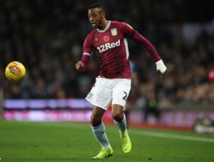 Jonathan Kodjia came to Aston Villa's rescue to salvage a point in a 2-2 Sky Bet Championship home draw with Stoke.