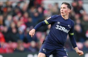 Harry Wilson added to his collection of spectacular strikes as play-off chasing Derby beat Swansea 2-1 at Pride Park.