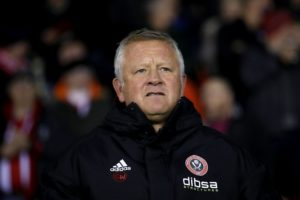 Sheffield United manager Chris Wilder must decide whether to change a winning team when his side host Blackburn.