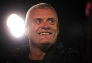 Oldham manager Frankie Bunn praised a 'near-perfect' first-half performance after his side earned a hugely entertaining 4-2 League Two win against Bury.