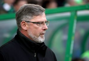 Hearts have gone five games without a win but boss Craig Levein believes the pressure is all on Rangers ahead of Sunday's Tynecastle showdown.