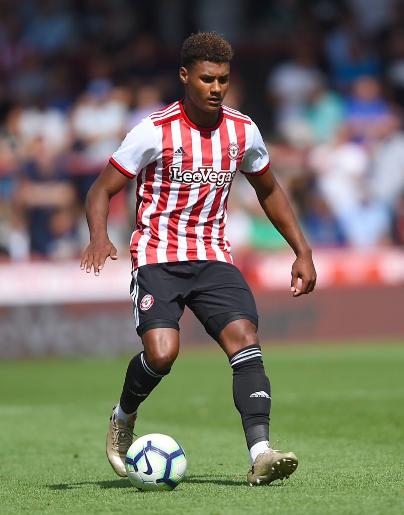 Brentford are hoping Rico Henry will be available for Swansea's Sky Bet Championship visit to Griffin Park.
