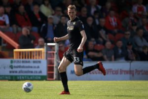 Wigan will be without central defender Dan Burn for their home game against Sheffield United.