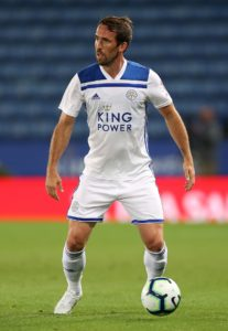 Fringe man Christian Fuchs is not looking to leave Leicester in January as he wants to fight for his place in Claude Puel's plans.