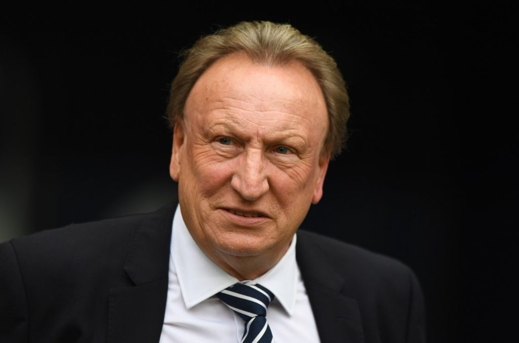 Neil Warnock and his staff will step up their search for January signings this week - but the Bluebirds boss is happy with his defence.