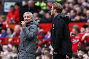 Jose Mourinho is still confident Manchester United can make the top four this season despite the defeat against Liverpool.