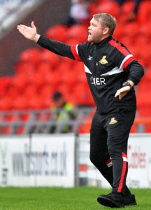 Grant McCann's delight at a superb Doncaster performance was clouded by the actions of a handful of their supporters.