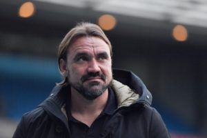 Norwich manager Daniel Farke described the 1-0 win at Blackburn as his side's biggest win of the season after they returned to the top of the Championship.