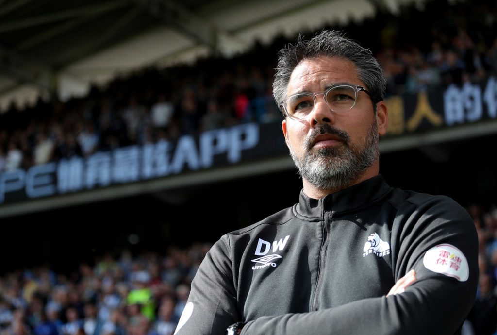 David Wagner isn't yet looking to solve Town's problems in the transfer market and has called on his current squad to turn it around.