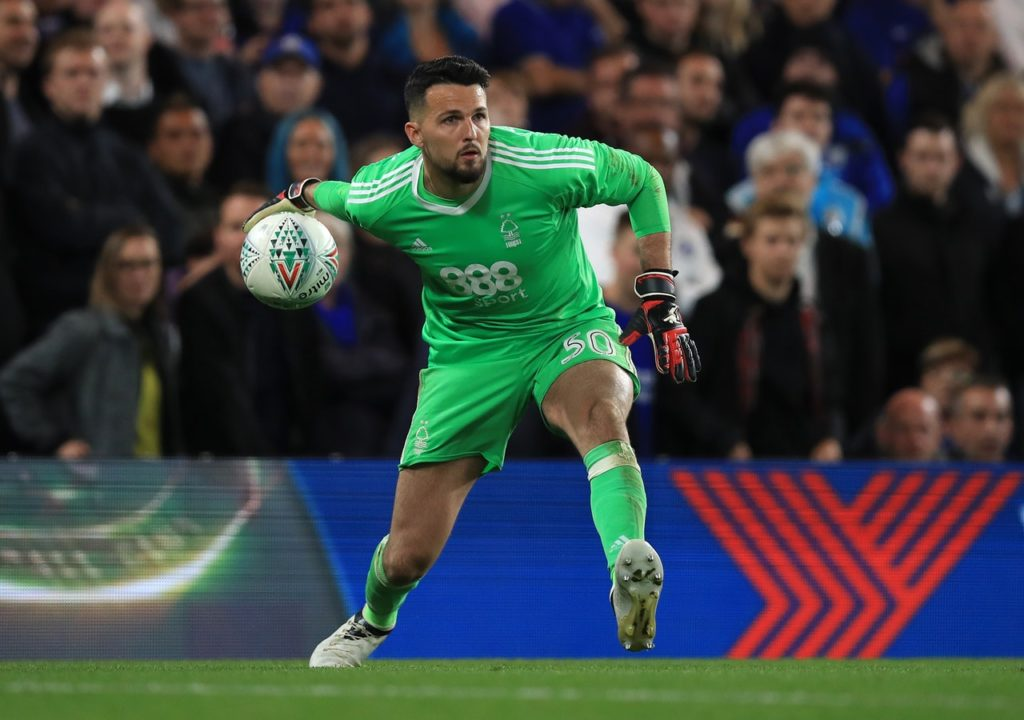 Wycombe boss Gareth Ainsworth believed it was a 'no-brainer' to extend Nottingham Forest goalkeeper Stephen Henderson's emergency loan by a further seven days.