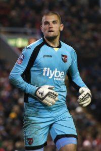 Mansfield manager David Flitcroft could not hide his disappointment after hearing that goalkeeper Bobby Olejnik will miss the rest of the season through injury.
