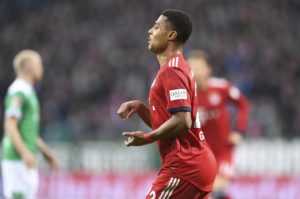 Serge Gnabry described his 'relief' as Bayern Munich recorded their first win in four Bundesliga matches by beating Werder Bremen 2-1.