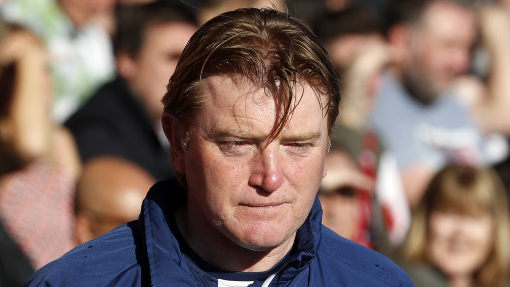 Scunthorpe manager Stuart McCall has urged his struggling side to realise they are in a relegation battle after losing 2-0 to Gillingham.