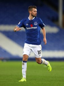 Everton midfielder Morgan Schneiderlin will boost Marco Silva's options for Monday's clash with Watford at Goodison Park.