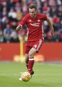 Sam Cosgrove and Andrew Considine both hit braces as Aberdeen demolished Dundee 5-1 to move within a point of Rangers at the top of the Ladbrokes Premiership.