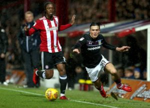 Dean Smith is reportedly looking to raid his old club Brentford in January to bring midfielder Romaine Sawyers to Aston Villa.