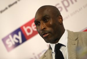 Sol Campbell suffered defeat in his first Sky Bet League Two game in charge of bottom side Macclesfield after they lost 1-0 at promotion-chasing Colchester.