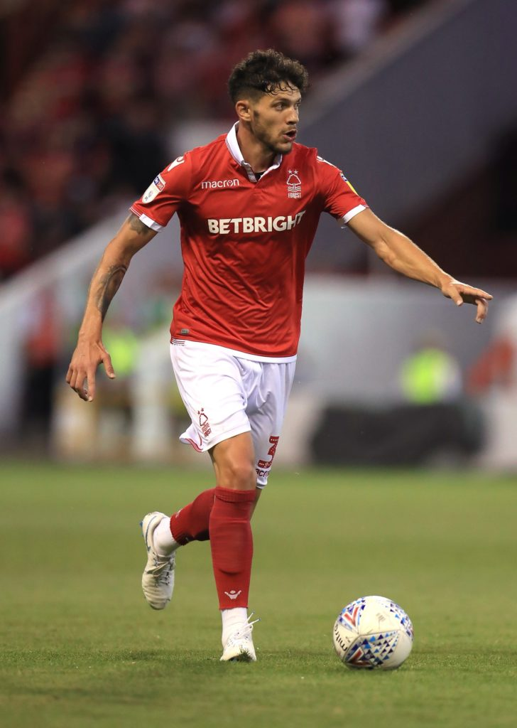 Nottingham Forest continue to be without the suspended Tobias Figueiredo for Saturday's visit of Preston.