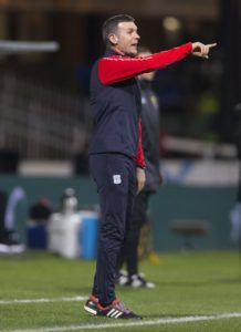 Jim McIntyre has stressed the importance of getting his first win as Dundee boss against Hamilton at Dens Park on Wednesday night.
