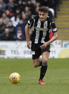 St Mirren will be without Kyle Magennis and Danny Mullen until after the winter break.