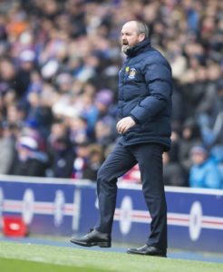 Kilmarnock manager Steve Clarke believes his side's consistency is down to those players who feature occasionally rather than those who start every week.