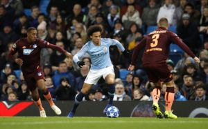 Leroy Sane believes Manchester City's comeback win over Hoffenheim shows they have rediscovered their verve after a first league defeat.