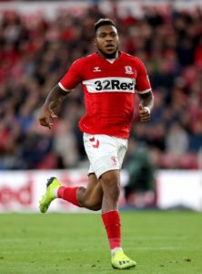 Ten-man Middlesbrough staged a stirring second-half comeback to claim a point from a 1-1 draw with Blackburn.