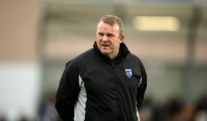 Gillingham manager Steve Lovell praised a perfect performance as his side pulled off a 2-0 victory over Sky Bet League One leaders Portsmouth at Priestfield.