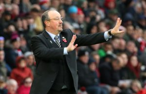 Rafael Benitez admits his Newcastle side are heading into a pre-Christmas double-header which could make or break their season.