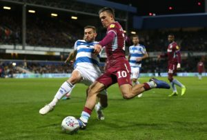 Geoff Cameron and Angel Rangel are doubts for QPR's home game against Middlesbrough.