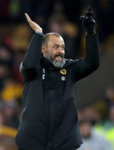 Nuno Espirito Santo has saluted his players after they created a piece of club history with the 2-0 win over Bournemouth.